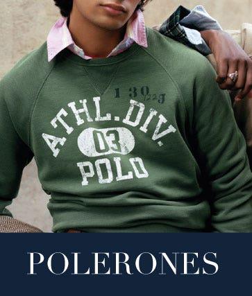 Polerones Hombre - Polo Ralph Lauren en Chile compra online