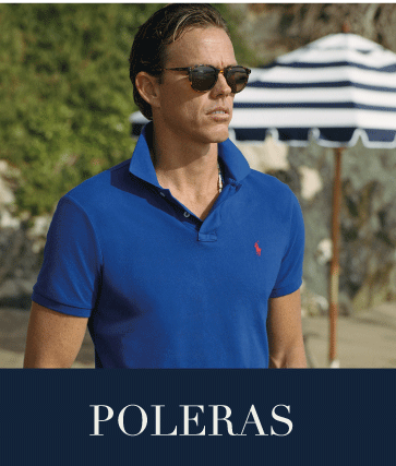 Poleras Hombre - Polo Ralph Lauren en Chile compra online