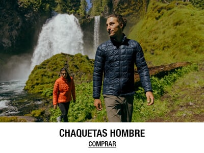 Chaquetas Hombre - The North Face Chile