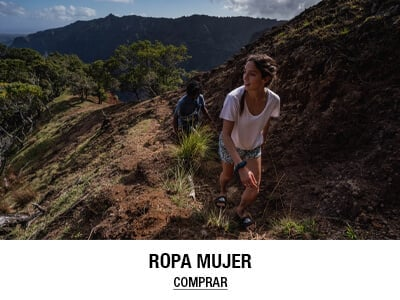 Ropa Mujer - The North Face Chile