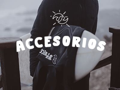 Accesorios - stoked Chile