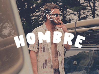 Hombre - stoked Chile
