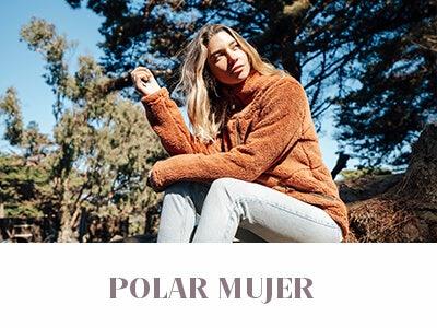 Polar Mujer - kivul