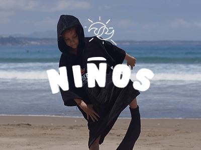 ninos- stoked Chile