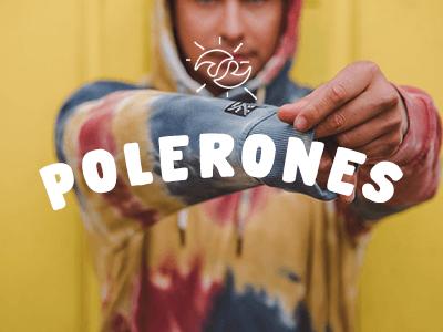 polerones - stoked Chile